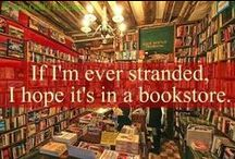 For The Love of Books / Books: companions, teachers and comforters