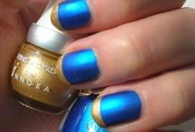 nail art french ruffian