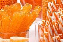 Color Coded: Orange