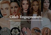 Celebrity Engagement Rings / See the unique celebrity engagement rings and get a similar one customized for your soul mate from our extensive collection. #celebrity #engagementrings. For a decade now Fascinating Diamonds has been the reason behind ample of smiles and thousands of successful love stories ...For more information to style your Diamond Ring today, please feel free to call us on (212) 840-1811 or mail us atinfo@fascinatingdiamonds.com.