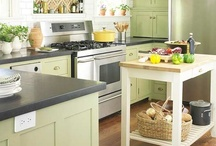 Ideas for the New Kitchen