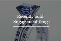 Recently Sold Engagement Rings / Check out our top selling diamond and gemstone rings that are preferred by thousands of couples. For more information to style your Diamond Ring today, please feel free to call us on (212) 840-1811 or mail us at info@fascinatingdiamonds.com.
