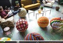 Knitting & Yoga / by Mandy Stevens