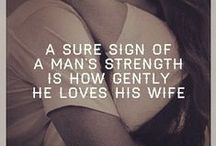I'm in love...with the man I married. / by Mandy Stevens