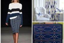 Fall Fashion Heads Home / How fashion apparel & accessories trends are being expressed in furnishings