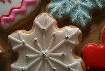 Cookies and frosting / by Tricia Fasick