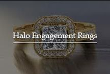 Halo Engagement Rings / For a decade now Fascinating Diamonds has been the reason behind ample of smiles and thousands of successful love stories ...For more information to style your Diamond Ring today, please feel free to call us on (212) 840-1811 or mail us at info@fascinatingdiamonds.com.