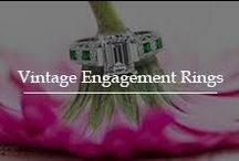 Vintage Engagement Rings / Take her back to the era's of the past by presenting her a vintage ring from our exclusive collection. For a decade now Fascinating Diamonds has been the reason behind ample of smiles and thousands of successful love stories ...For more information to style your Diamond Ring today, please feel free to call us on (212) 840-1811 or mail us atinfo@fascinatingdiamonds.com.