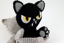 Cat Crafts / =^.^= DIY Projects So You Can Make Your Own Cats! =^.^=