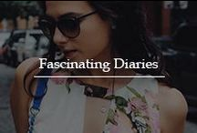 Fascinating Diaries / Reviews from professional stylists and blogger on our exquisite jewelry. For a decade now Fascinating Diamonds has been the reason behind ample of smiles and thousands of successful love stories...For more information to style your Diamond Ring today, please feel free to call us on (212) 840-1811 or mail us at info@fascinatingdiamonds.com