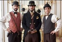 WEDDINGS: Steampunk / by Andrea Bell {tapestri}