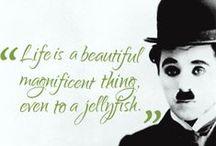 Charlie Chaplin / Auteur / Genius / Theologian