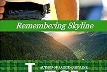 Books ~ Remembering Skyline, Skyline Mountain Book 3 / Inspirations and ideas that are all about the third book in the Skyline Mountain Series, Remembering Skyline, which is included in the anthology MISTAKEN IDENTITIES.  Releases FEBRUARY 2015 on Amazon.com.