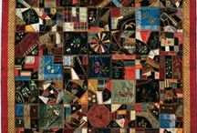 Historical quilts and blocks / by Maggie Ceodraiocht