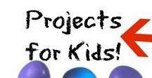 Kinder Spiel / Kleine einfache Projekte für und mit kleinen Kindern