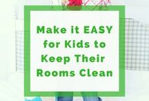 Kids: Chores, Routines, and Schoolwork / Printables and great ideas to get your children to learn how to work, get into a routine, and do well in school!