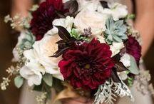 KONINGKAART • Bruidsboeket inspiratie / Weet jij nog niet wat te doen met de bloemen op jullie huwelijk? Kom dan hier op de beste ideeën!