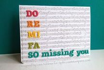 Mail this: Misc. Cards / card-making ideas I wish I had thought of first / by Angie H