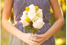 Bridesmaid Bouquets / Beautiful Blooms for Bridesmaids
