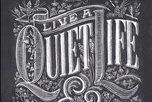 Typography + Design