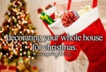 Christmas! / by Bridgette L Gregory