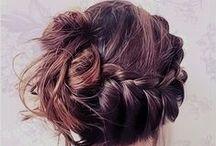 Hair / by Heather McTurnan