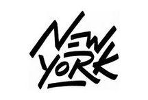 New York / by Elaine Ellington