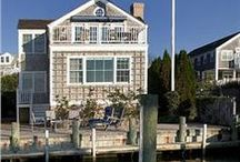 Coastal Getaways  / Longing for a quaint, seaside escape? Perhaps a vacation rental on Cape Cod, Nantucket or Martha's Vineyard is for you!