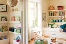 Kids rooms / by Amy Woods Watercolors