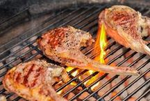 Grilled Goodness / Grilling adds a whole, new level of fabulousness to food... And the possibilities are endless!