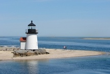 """Explore Nantucket / Nantucket is the Native American word meaning """"land far out to sea."""" Nearly 30 miles out in the open Atlantic, Nantucket has managed to retain the charm and elegance of the 1800s. Nantucket offers scenic beauty: gently rolling heathlands, a remarkable diversity of vegetation, cranberry bogs, and salt marshes."""