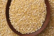 Grains & Rice Recipes / All kinds of hot and cold #Rice and #Grain #Recipes here: Quinoa, Brown Rice, Wild Rice, Risotto, Pilaf, Rice Salads, and more!