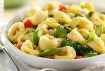 Pasta Side Dishes / A selection of pasta recipes that offer a delicious compliment to your holiday meal.