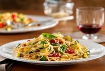 Whole Grain Pasta Recipes / Enjoy a variety of wholesome meals featuring our Whole Grain pasta, now made with 100% wheat and the same great taste you love.