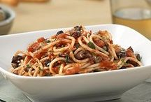 Our Favorite Spaghetti Recipes / Celebrate with some of our favorite recipes; today or any other day of the year!