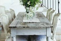 Farm tables / by Carla Frank
