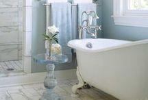 Salle de bain / by Marie-Josee Guerin