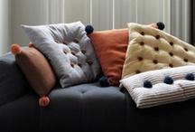Textiles - Pillows + Curtains