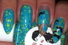 my nails / http://heathershavingfunwithnails.blogspot.com