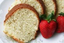 Let Them Eat POUND Cake / A board for purveyors of all kinds of Pound Cakes!