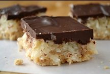 Bars & Brownies / Tons of recipes for Bars & Brownies of all kinds!
