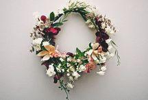 Floral Crowns & Headpiece