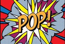 Pop art / by Marie-Josee Guerin