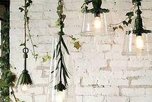 Lighting Inspiration / Weddings, Parties &  Events!