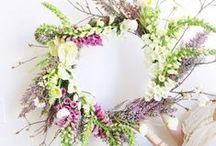 Floral Wreaths / Floral wreaths