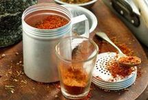 Spices & Seasonings / Recipes, Tips & Tricks for all kinds of Spices & Seasonings