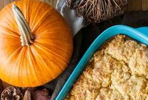 Pumpkin Love / All kinds of recipes and ideas for Pumpkin lovers!