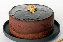 Let them eat CHOCOLATE Cake / Some things are just wonderful... Like friendship and chocolate cake! -unknown