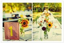 N+J Centerpieces / by Nicole Dybenko