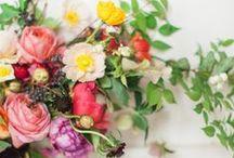 N+J Flowers / by Nicole Dybenko